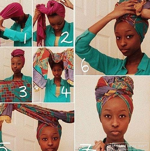Jak zawiązać szalik na głowie? Pomysły na zdjęcia Jak schudn